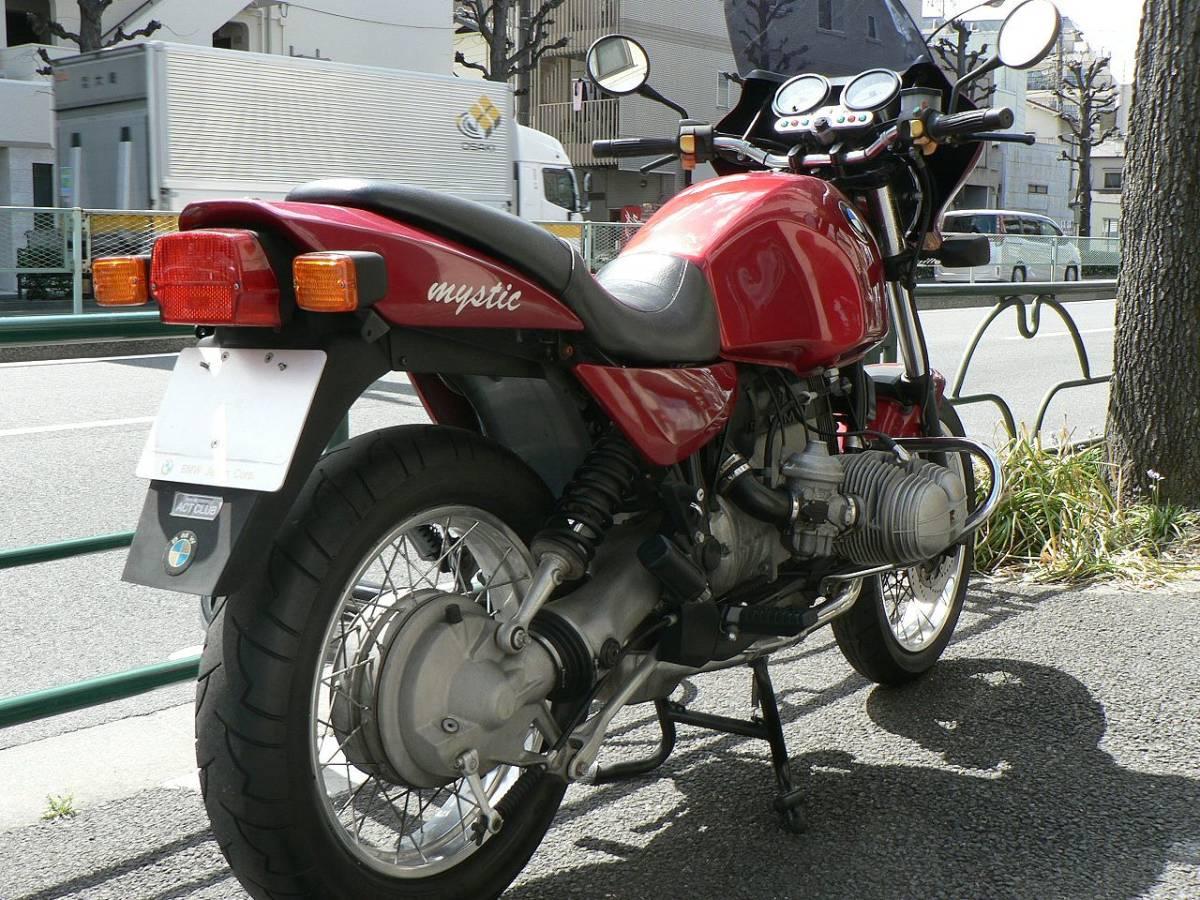 94年 BMW R100R ミスティック _画像3