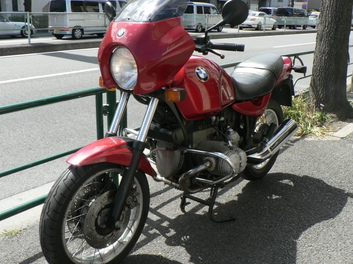94年 BMW R100R ミスティック _画像6