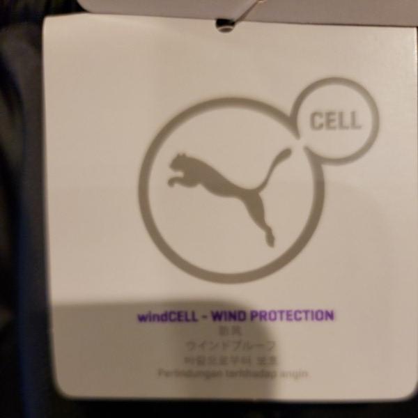 新品PUMA プーマ 刺繍 ウインドブレーカーパンツ 速乾WIND CELL [655548-01-XL]送料安360円 検索 ナイキNIKE アディダスADIDAS_画像3