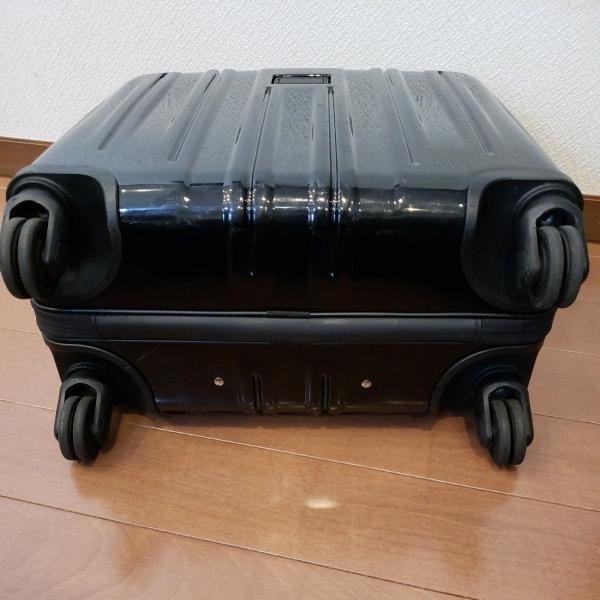 TUMI トゥミ キャリーV3 コンパクト・キャリーオン・4輪・スーツケース 機内持ち込み可能_画像10