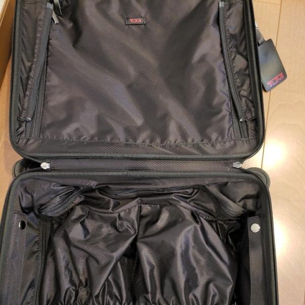 TUMI トゥミ キャリーV3 コンパクト・キャリーオン・4輪・スーツケース 機内持ち込み可能_画像8