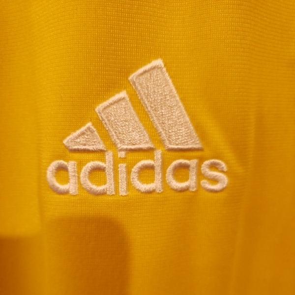 新品★ベガルタ仙台 アンセムジャケット同モデル adidasアディダス 長袖 XO 送料安510円_画像4