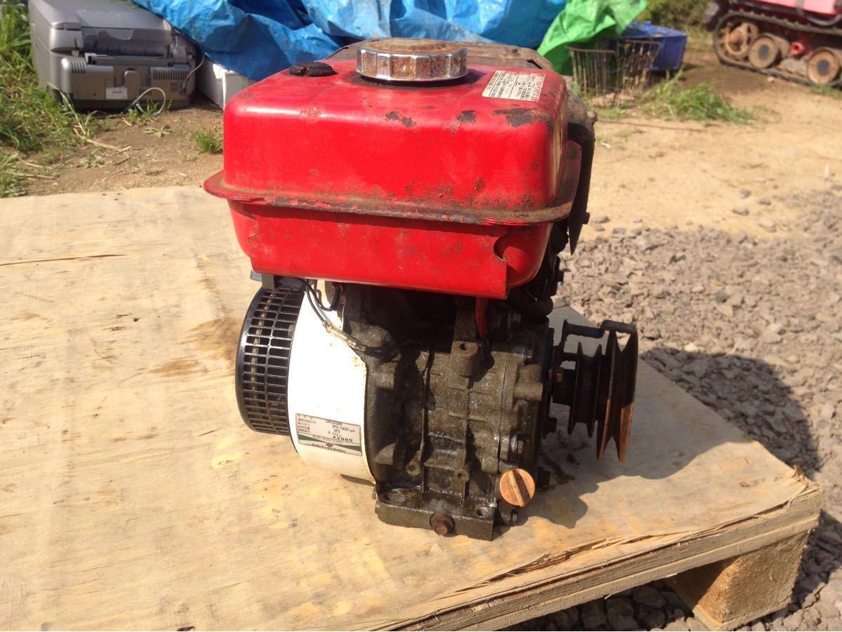ガソリンエンジン OHV ヤンマー GA120_画像2