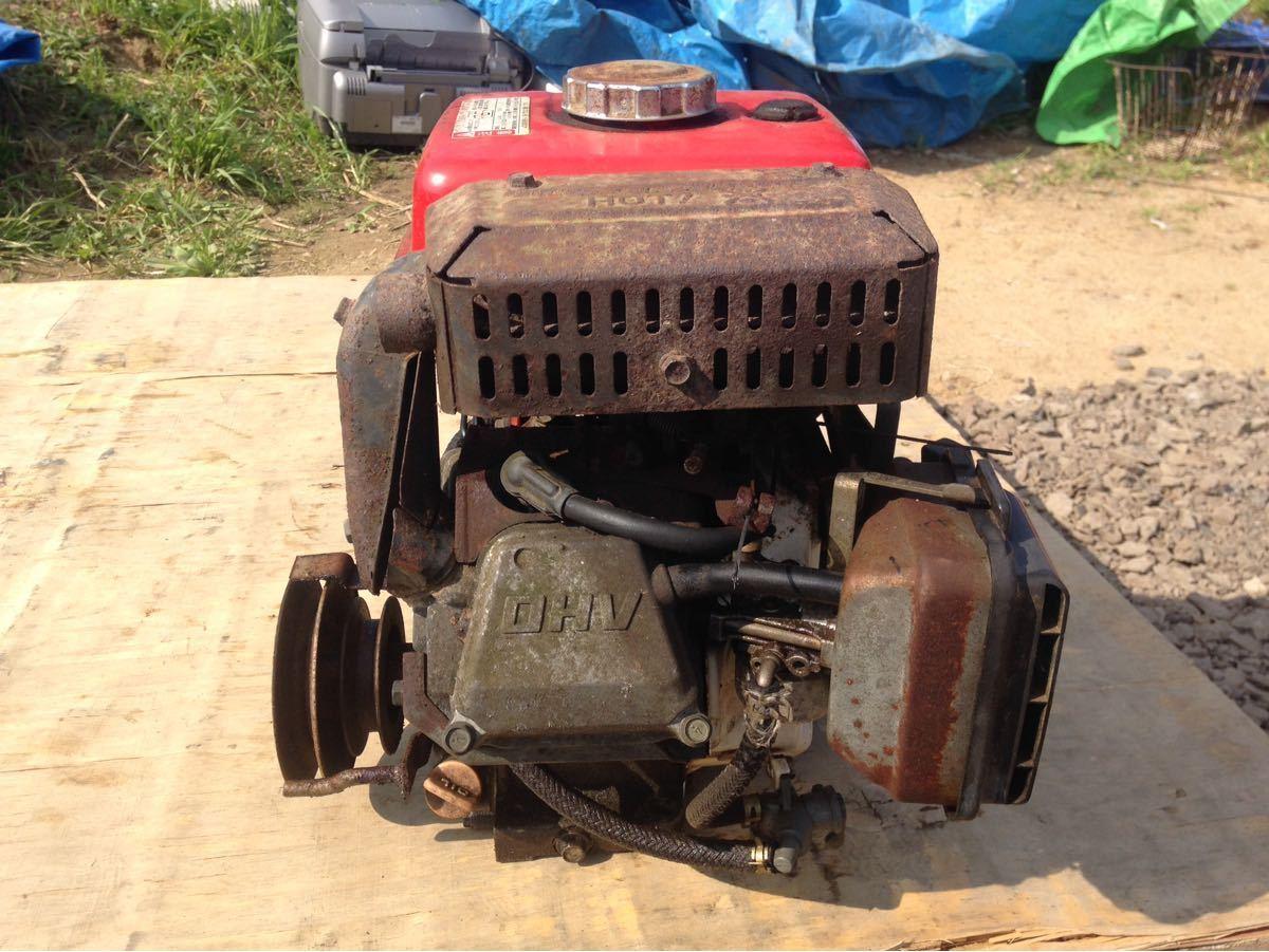 ガソリンエンジン OHV ヤンマー GA120_画像4