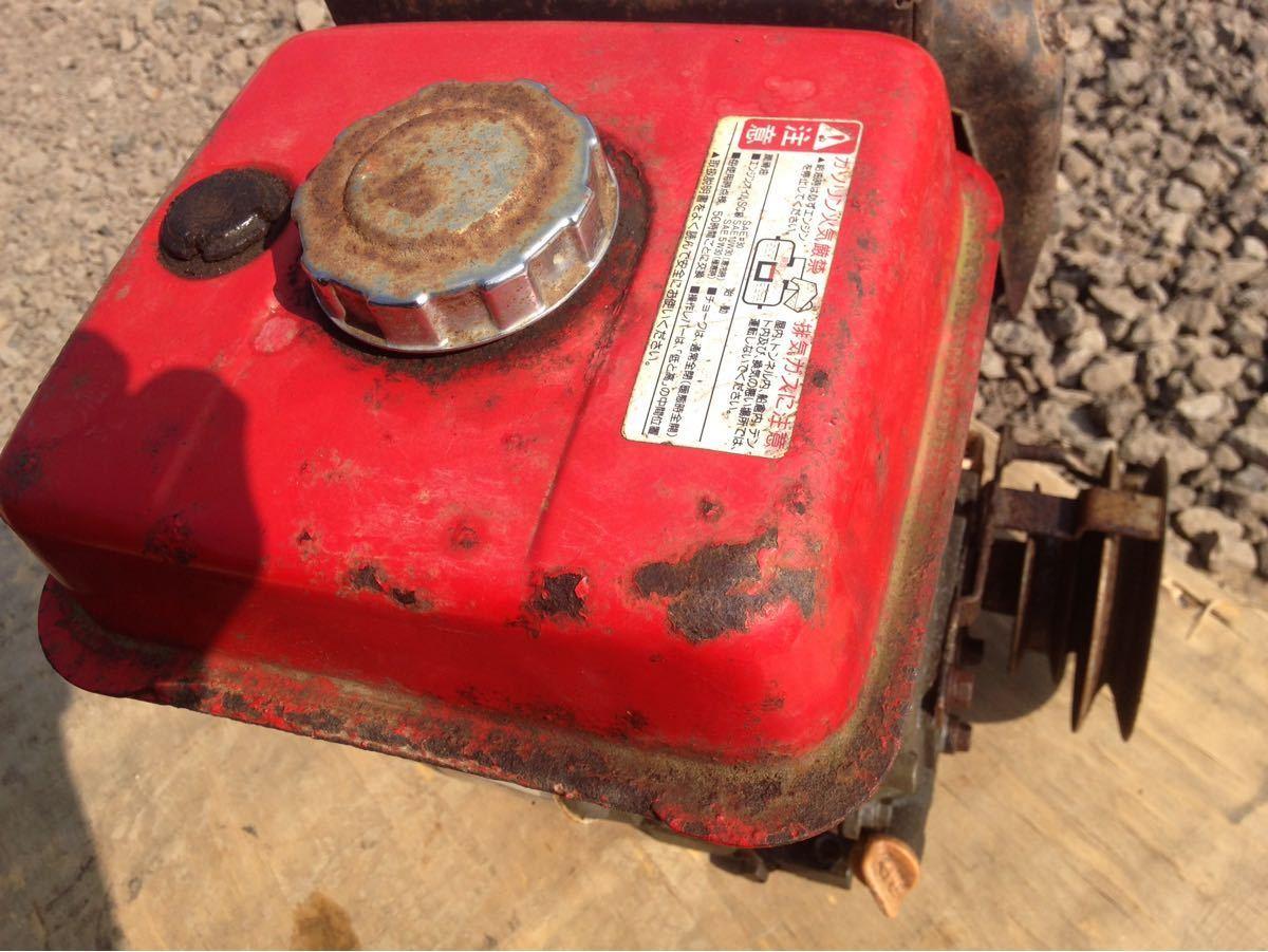 ガソリンエンジン OHV ヤンマー GA120_画像5