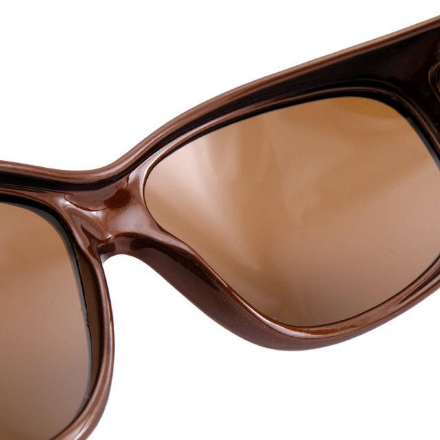 PACIFIC RIDE 偏光オーバーサングラス 釣り ゴルフに UVカット99% ブラウン 茶 パシフィックライド メガネの上から掛けられる_画像8