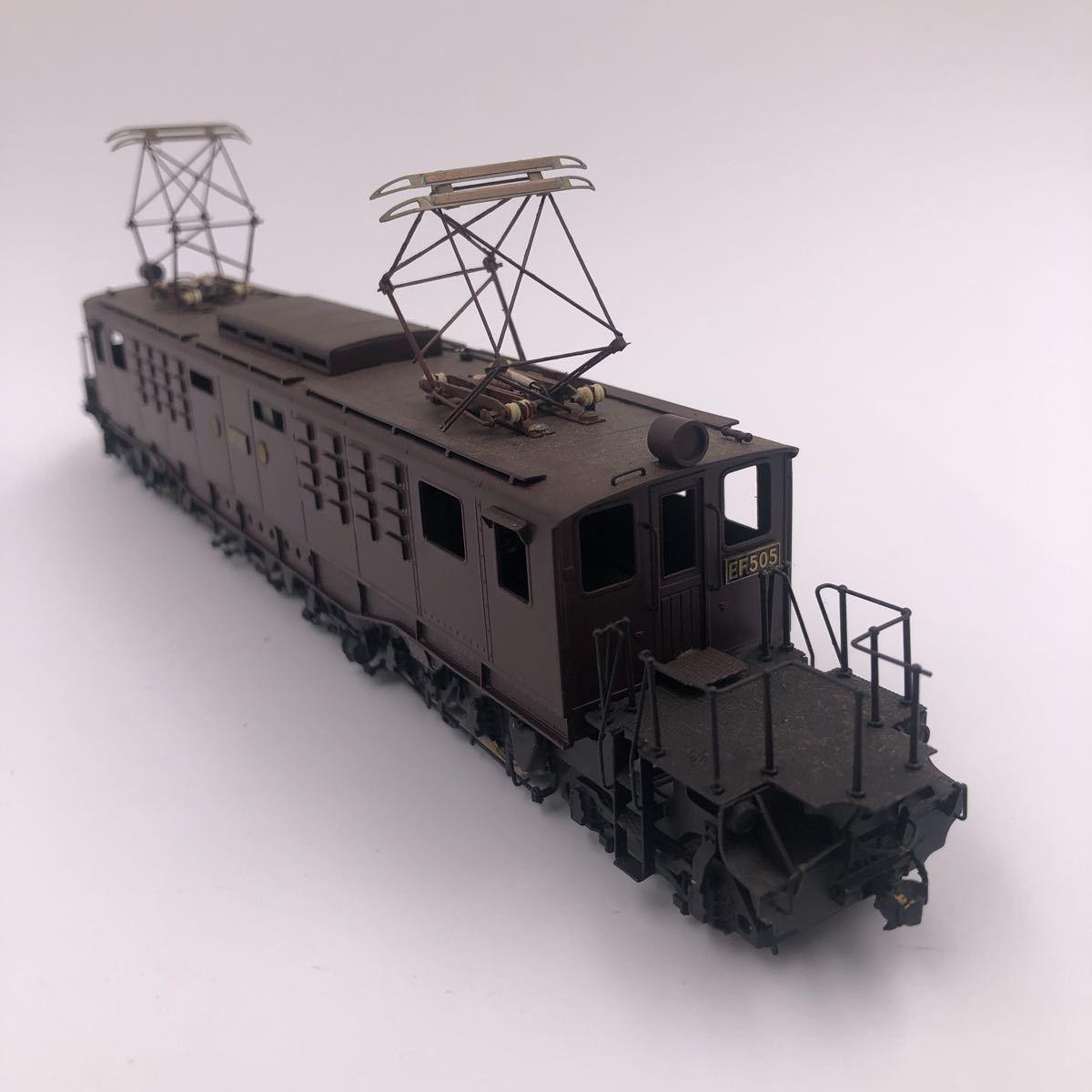 ピノチオ 国鉄 EF50 直流電気機関車 HOゲージ_画像5