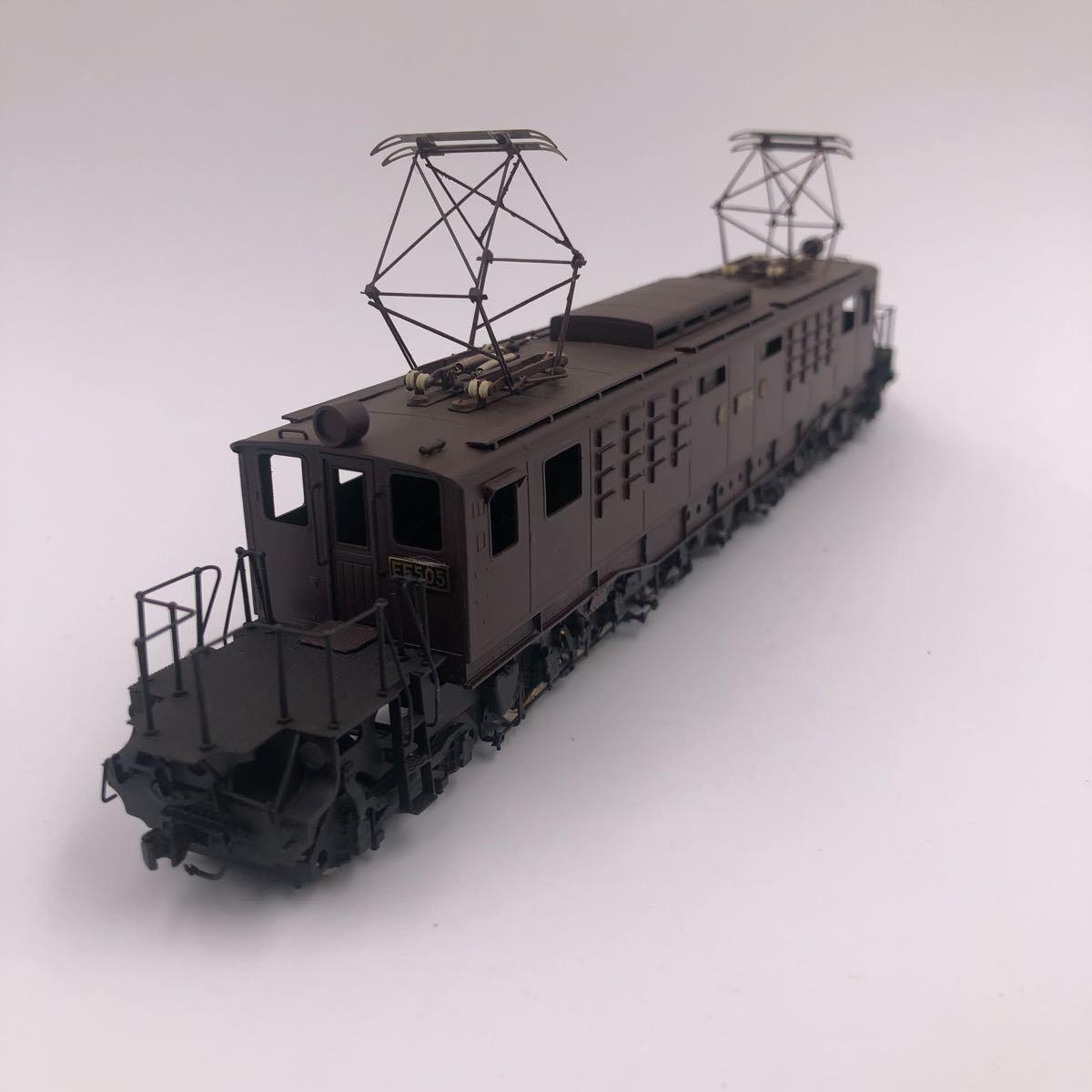 ピノチオ 国鉄 EF50 直流電気機関車 HOゲージ