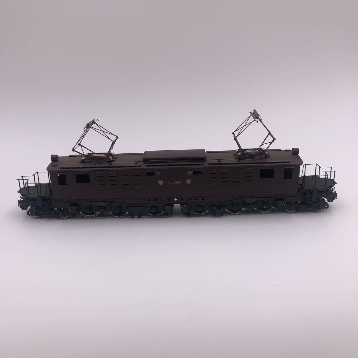 ピノチオ 国鉄 EF50 直流電気機関車 HOゲージ_画像3
