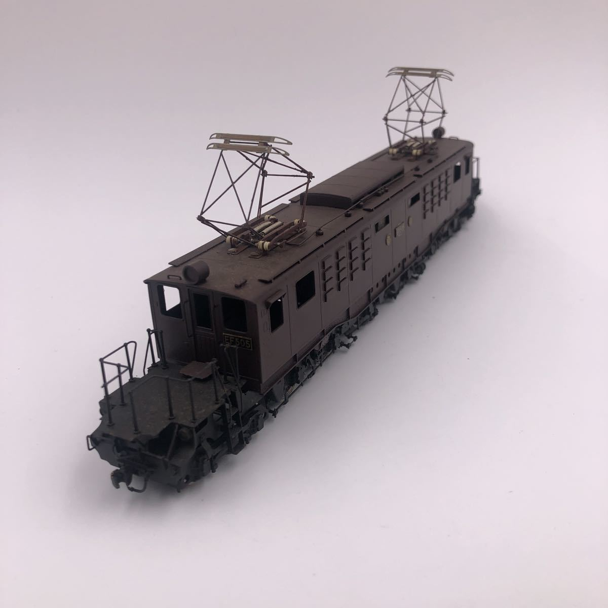ピノチオ 国鉄 EF50 直流電気機関車 HOゲージ_画像4