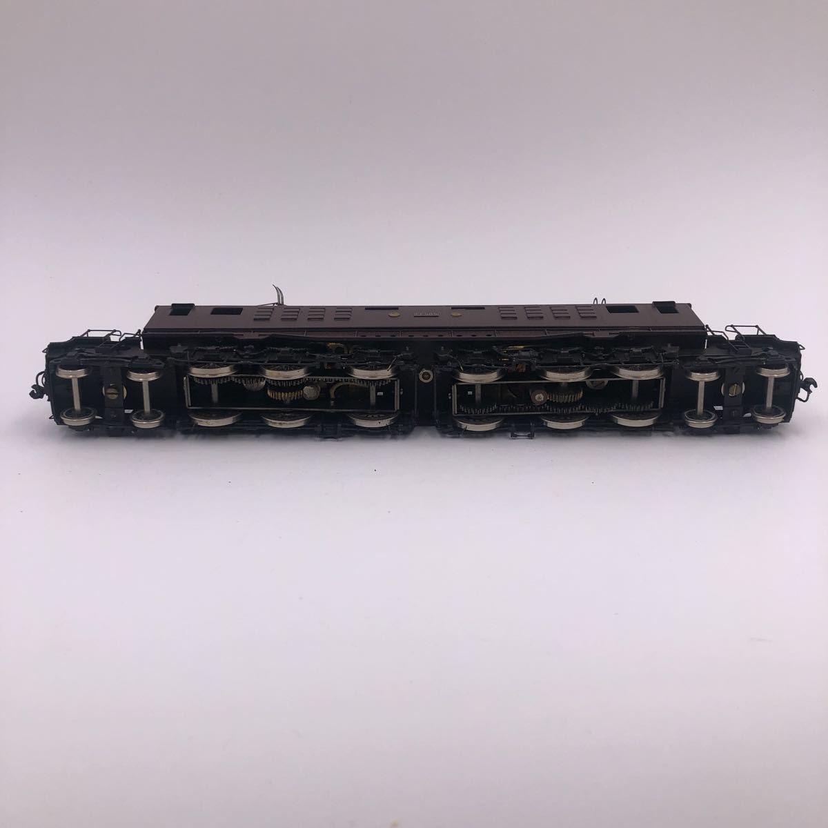 ピノチオ 国鉄 EF50 直流電気機関車 HOゲージ_画像8