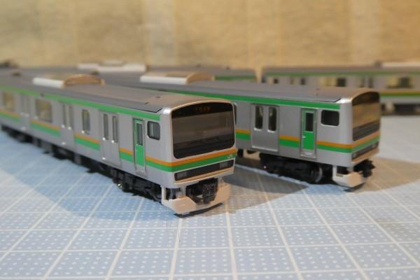 TOMIX(トミックス)92882 JR E231系1000番台近郊電車(東北・高崎線)基本セットB_TN化済_画像9