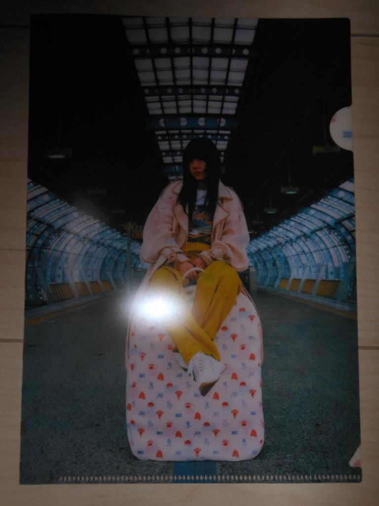 あいみょん ハルノヒ CD 特典クリアファイル付き クレヨンしんちゃん_画像3