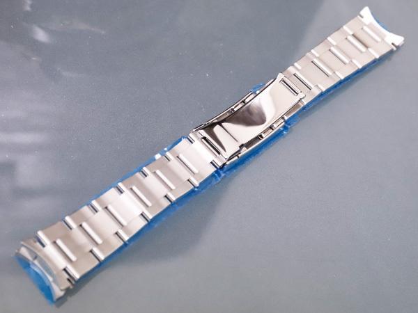 新品仕上品 ロレックス ROLEX ミルガウス 純正ステンレスブレスレット 72400 エクステンション付き 腕時計メタルブレス SSブレス 本物 正規_画像2