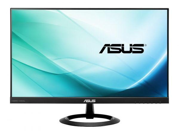 1円スタート ASUS VX24AH ブルーライト軽減 ディスプレイ 23.8型 WQHD IPS フレームレスデザイン フリッカーフリー_画像3