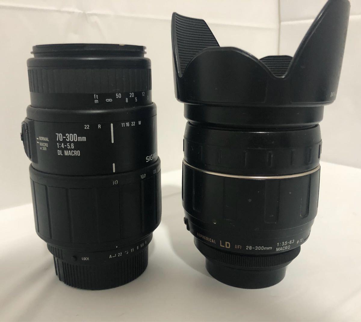 ペンタックス カメラ K-7 K-x レンズ タムロン 28-300㎜ 1:3.5-6.3 MACRO ペンタックス 18-55㎜ 1:3.5-5.6 他 セット_画像5