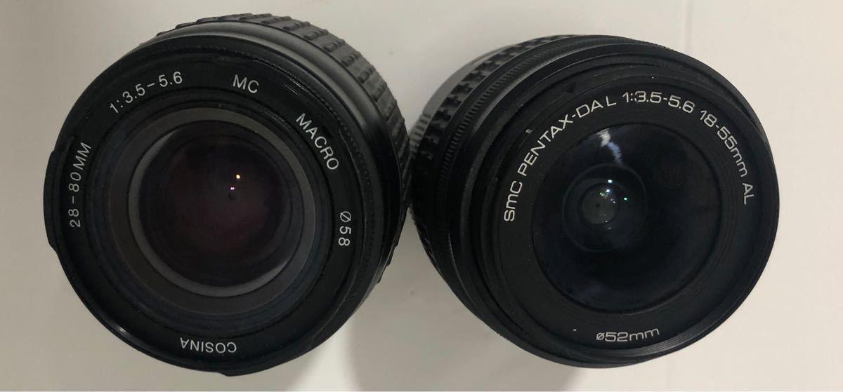 ペンタックス カメラ K-7 K-x レンズ タムロン 28-300㎜ 1:3.5-6.3 MACRO ペンタックス 18-55㎜ 1:3.5-5.6 他 セット_画像8