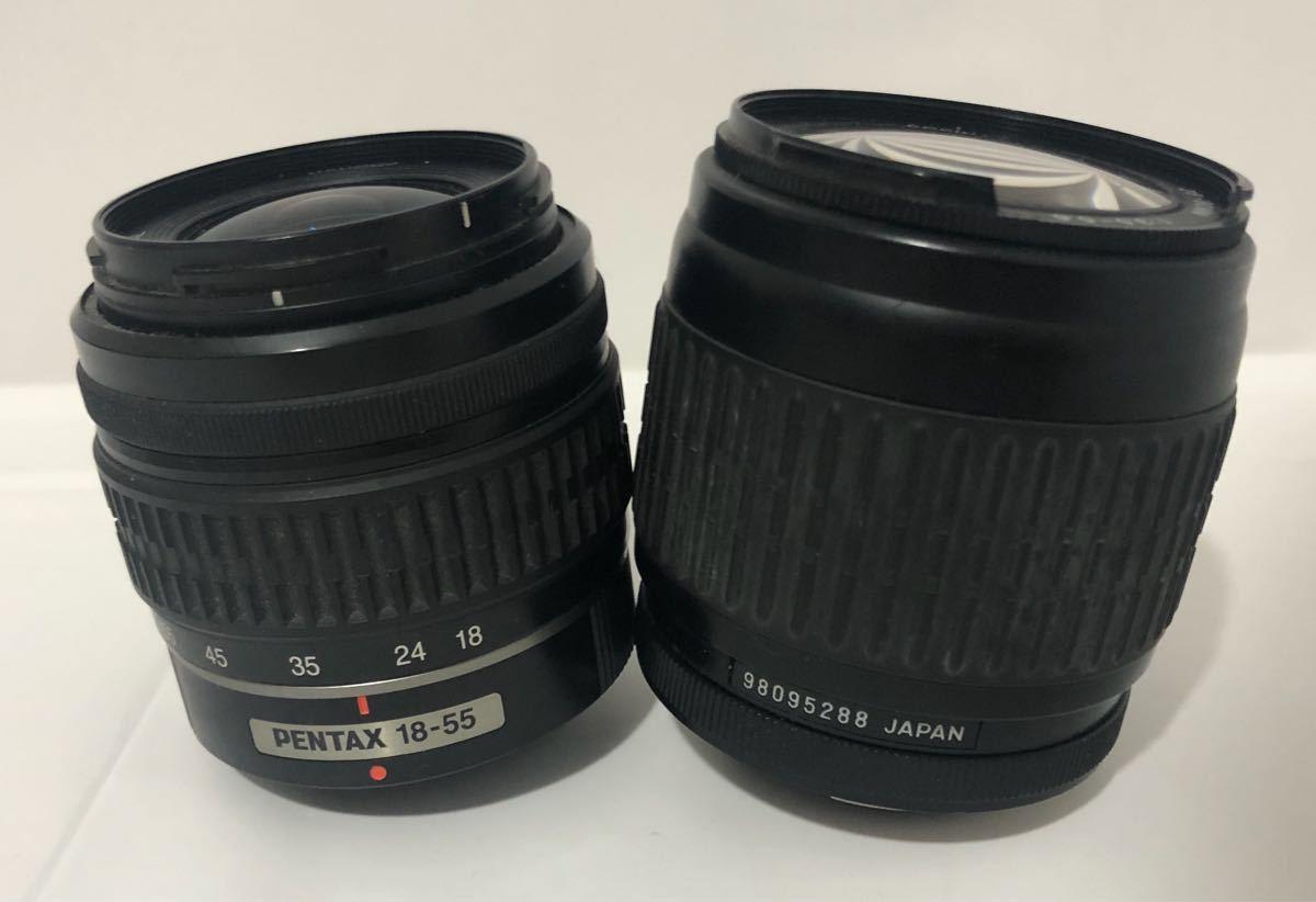 ペンタックス カメラ K-7 K-x レンズ タムロン 28-300㎜ 1:3.5-6.3 MACRO ペンタックス 18-55㎜ 1:3.5-5.6 他 セット_画像7