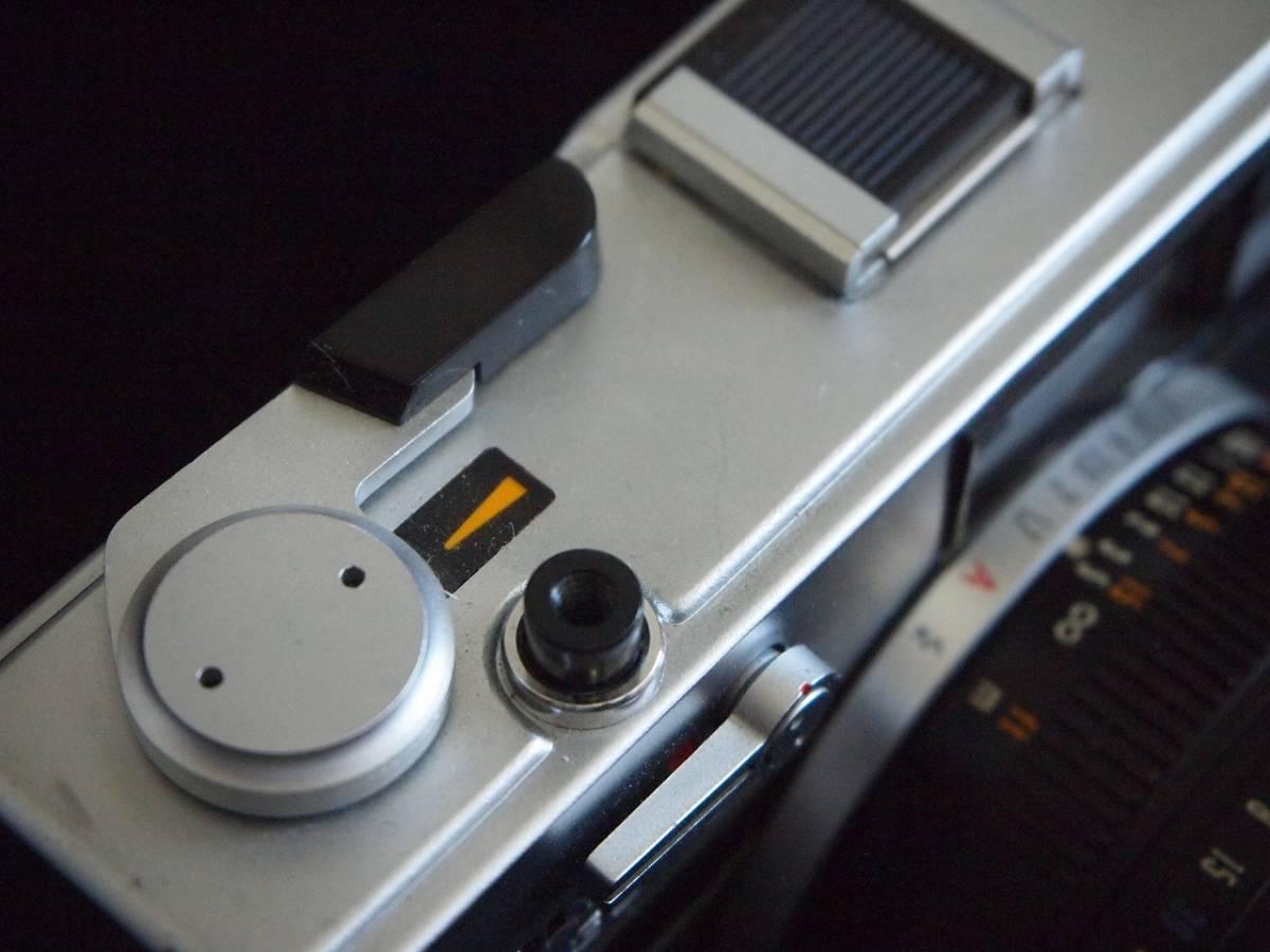 オリンパス35RD(輸出専用。希少品。元箱付き)_画像2