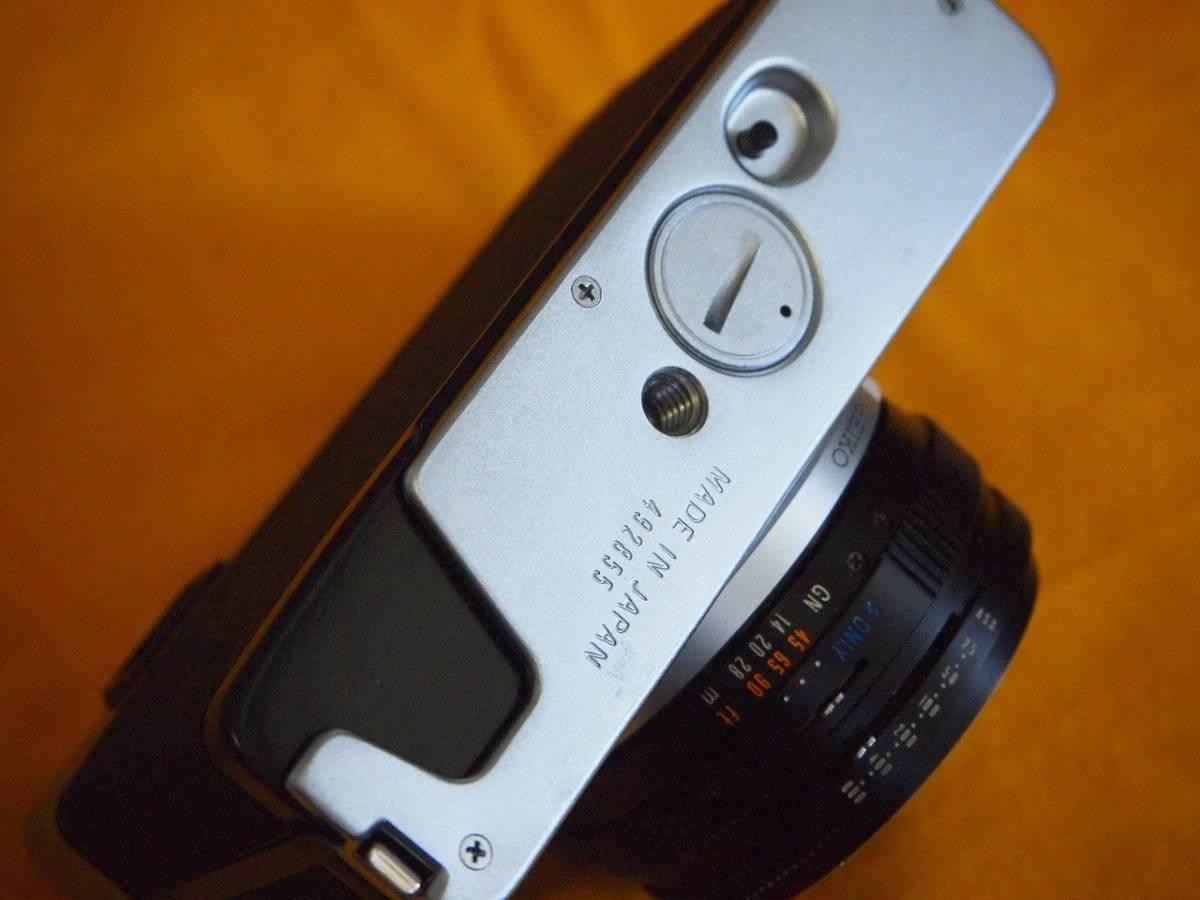 オリンパス35RD(輸出専用。希少品。元箱付き)_画像3