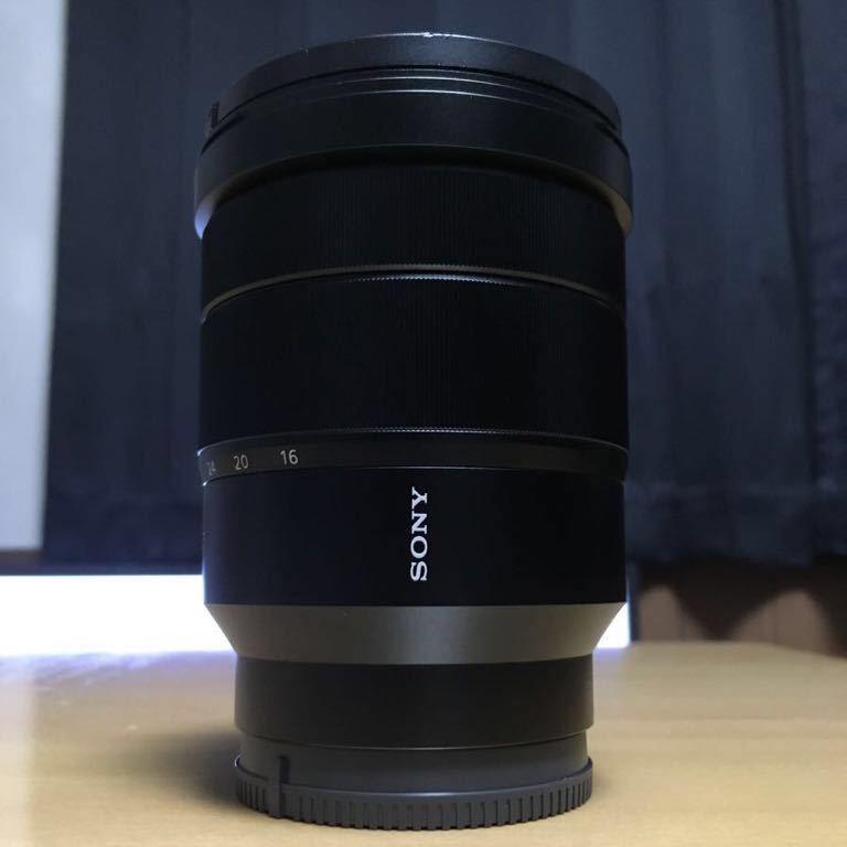 【美品】SONY ズームレンズ Vario-Tessar T* FE 16-35mm F4 ZA OSS Eマウント35mmフルサイズ対応 SEL1635Z_画像3