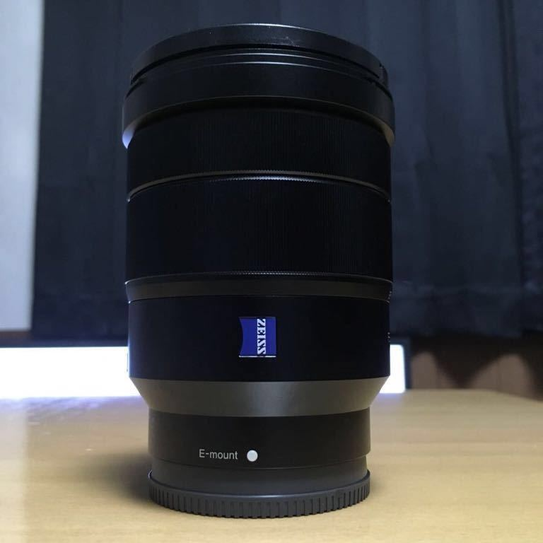 【美品】SONY ズームレンズ Vario-Tessar T* FE 16-35mm F4 ZA OSS Eマウント35mmフルサイズ対応 SEL1635Z_画像4