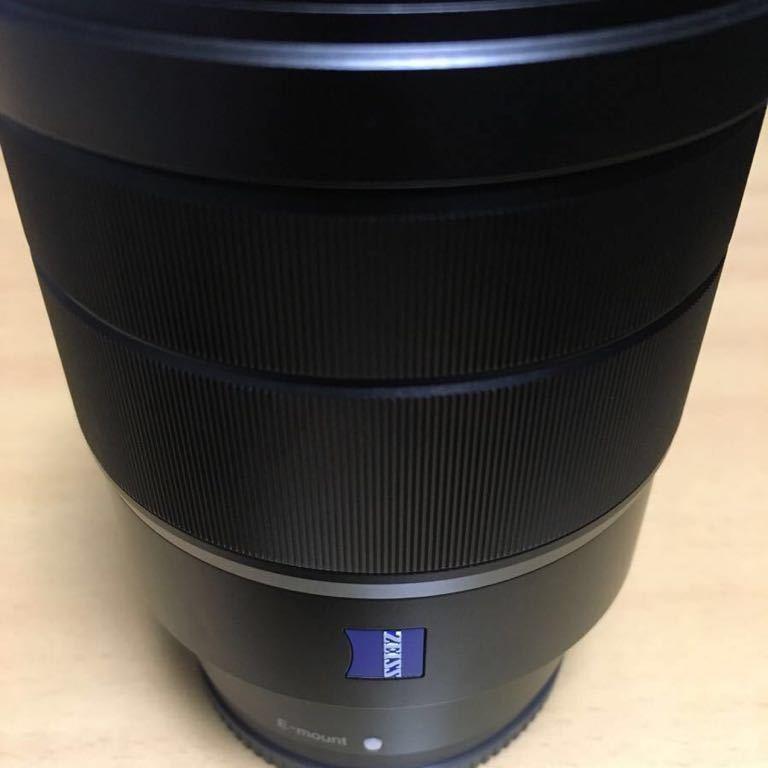 【美品】SONY ズームレンズ Vario-Tessar T* FE 16-35mm F4 ZA OSS Eマウント35mmフルサイズ対応 SEL1635Z_画像6