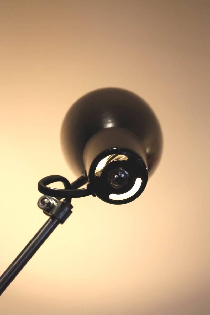 特別企画!1円スタート!Miller Polished Lumina フランス ライト ランプ アトリエランプ インダストリアル アンティーク JIELDE GRAS _画像2