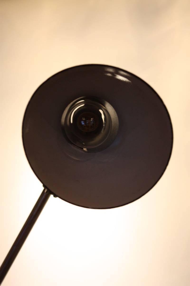 特別企画!1円スタート!Miller Polished Lumina フランス ライト ランプ アトリエランプ インダストリアル アンティーク JIELDE GRAS _画像3