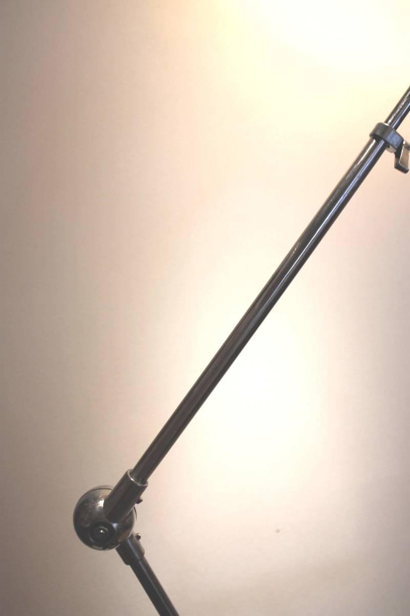特別企画!1円スタート!Miller Polished Lumina フランス ライト ランプ アトリエランプ インダストリアル アンティーク JIELDE GRAS _画像5