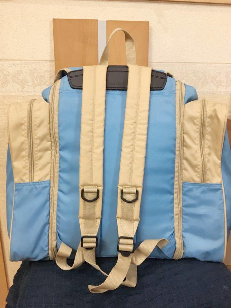 Choop シュープ 大型リュック キッズ ガール 修学旅行 林間学校 小学 子供 美品 バック パック かばん 大型 大容量