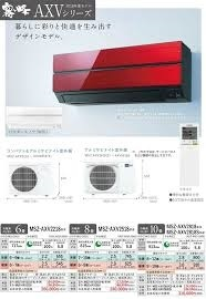 三菱電機製 ルームエアコン 新品未開封品 MSZ-AXV-2818S-R-IN  壁掛型_画像3