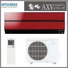 三菱電機製 ルームエアコン 新品未開封品 MSZ-AXV-2818S-R-IN  壁掛型_画像2