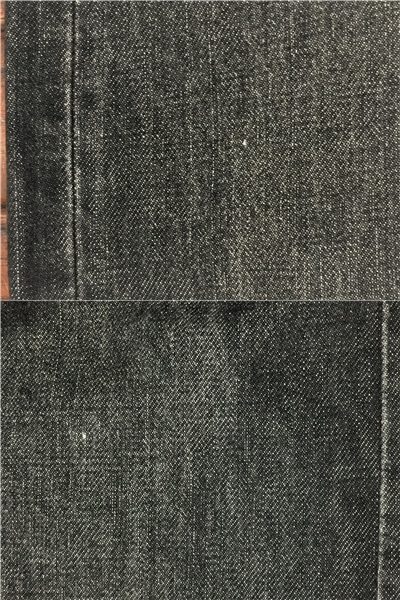 リーバイス Levi's 505 w32 ブラック ジーンズ 黒 デニム パンツ 日本製 ジッパーフライ ジーパン アメカジ 古着_画像7