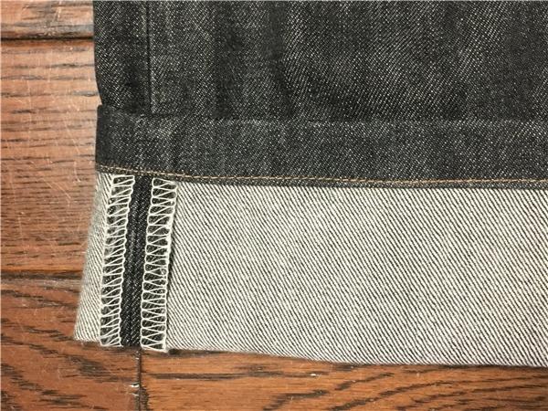 リーバイス Levi's 505 w32 ブラック ジーンズ 黒 デニム パンツ 日本製 ジッパーフライ ジーパン アメカジ 古着_画像9