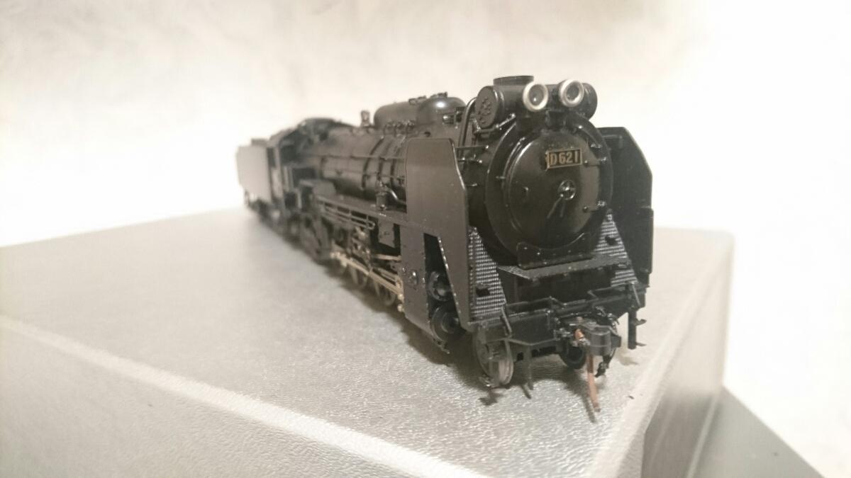 天賞堂 真鍮モデル D62 カンモーター、TPE_画像9