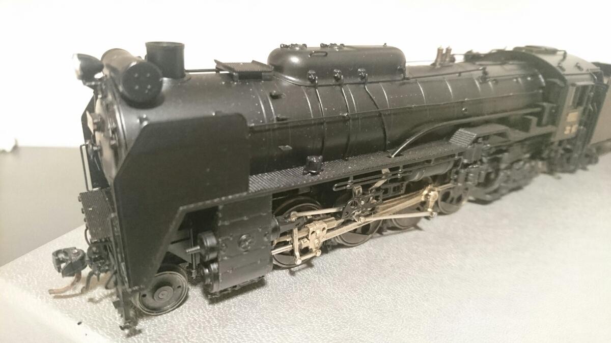 天賞堂 真鍮モデル D62 カンモーター、TPE_画像10