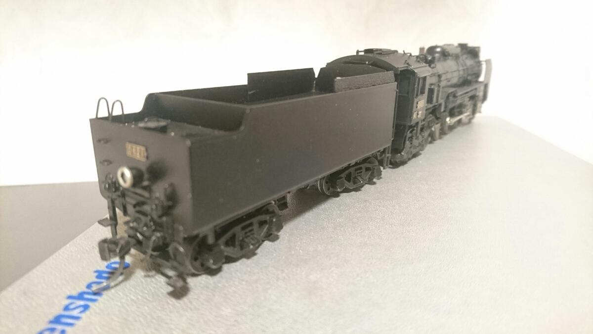 天賞堂 真鍮モデル D62 カンモーター、TPE_画像7