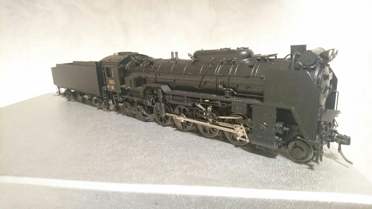 天賞堂 真鍮モデル D62 カンモーター、TPE_画像6
