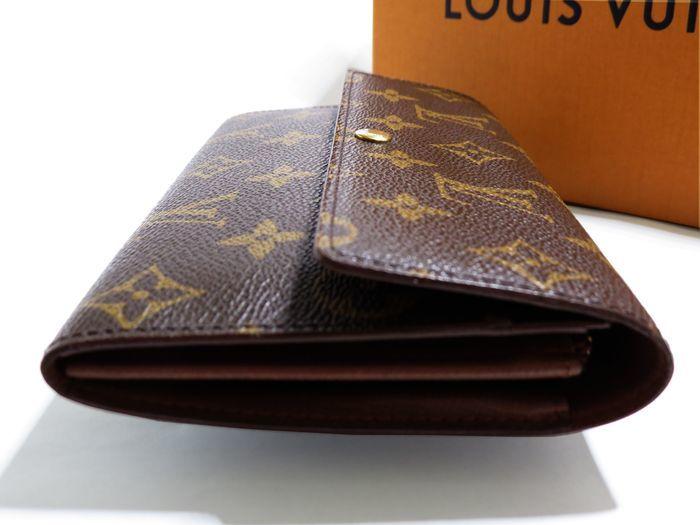 ◆美品◆ルイヴィトン Louis Vuitton 美品 モノグラム ポルトフォイユ サラ 長財布 二つ折り_画像6