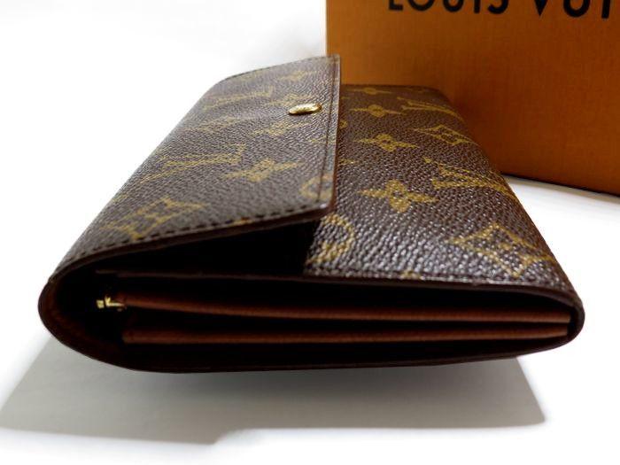 ◆美品◆ルイヴィトン Louis Vuitton 美品 モノグラム ポルトフォイユ サラ 長財布 二つ折り_画像5