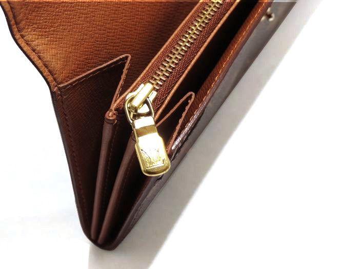 ◆美品◆ルイヴィトン Louis Vuitton 美品 モノグラム ポルトフォイユ サラ 長財布 二つ折り_画像10
