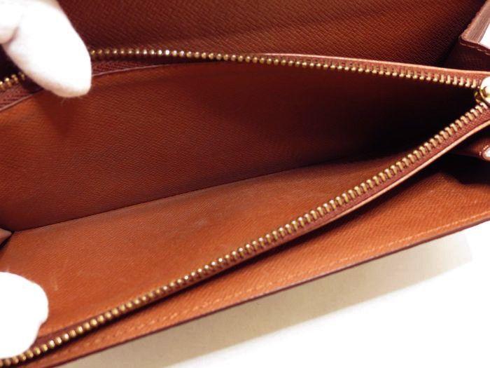 ◆美品◆ルイヴィトン Louis Vuitton 美品 モノグラム ポルトフォイユ サラ 長財布 二つ折り_画像9