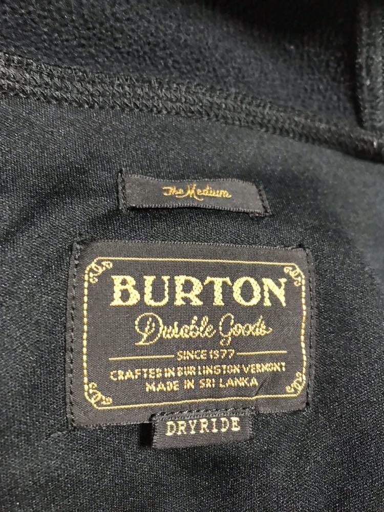 Burton Bonded Hoodie バートン 撥水加工パーカー ak_画像3