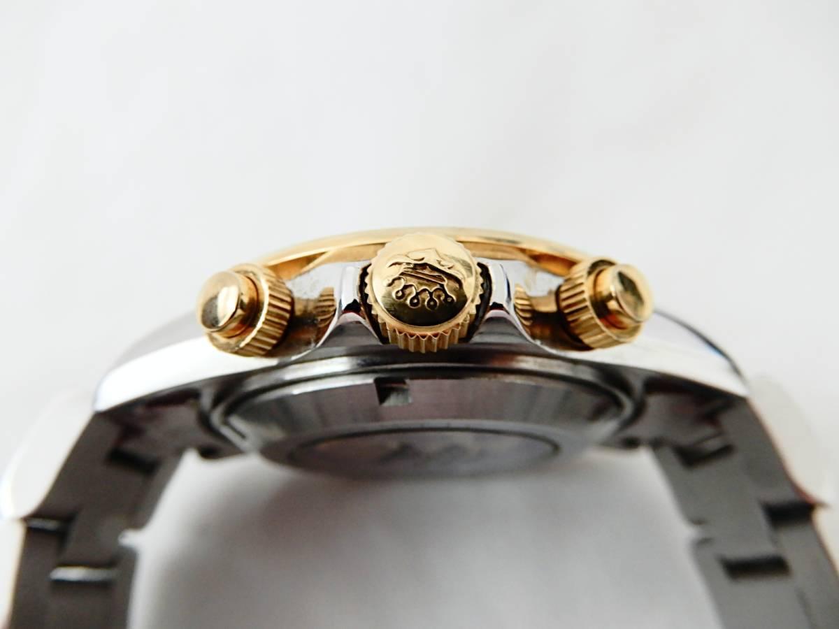 【USED品★1円~】 J.HARRISON / ジョンハリソン J.H-003C 自動巻き 両面スケルトン 腕時計_画像4