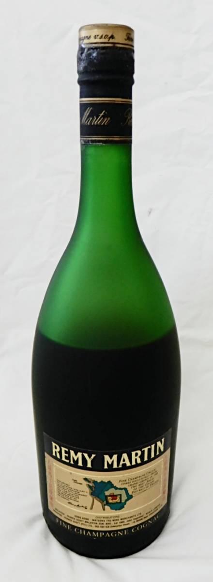 【古酒ボトル】 レミーマルタン V.S.O.P. 1000ml + メイフォー ナポレオン 700ml + サントリー オールド ウィスキー 760ml 未開栓品_画像3