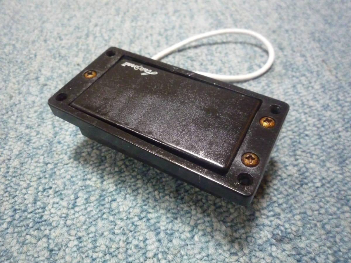 ARIA PRO Ⅱ JX-550 Humbacker Pickup アリアプロ2 ハムバッカー ピックアップ タップ可能 白ロゴ エスカッション付き_画像6