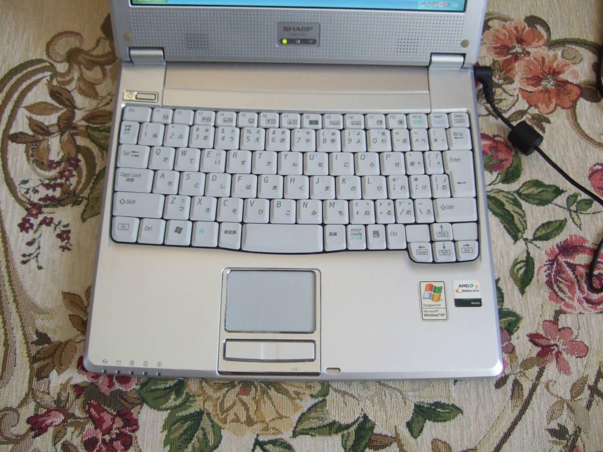 きれい Sharp PC-MC1-3CC 1.80GHz/40GB/768MB/XP/office2007/Combo/_画像4
