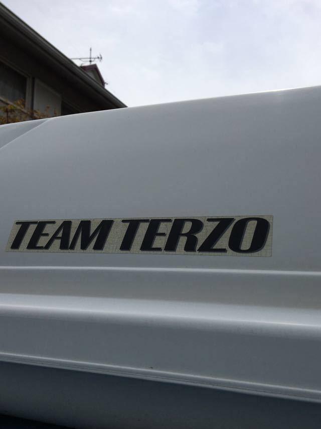 TERZO ルーフボックス 中古品 引取り限定_画像7