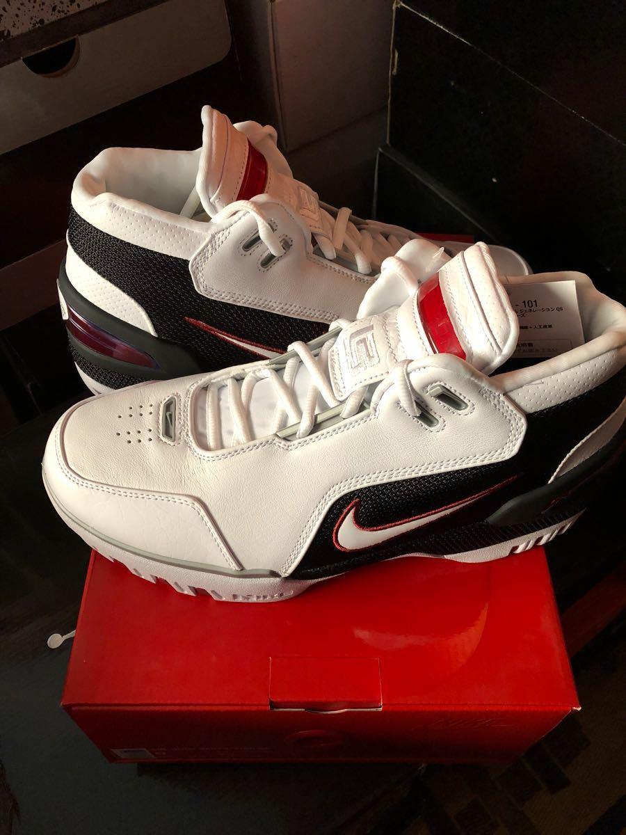Nike Zoom Generation QS(レブロン)King's First us9(27cm)新品_画像2